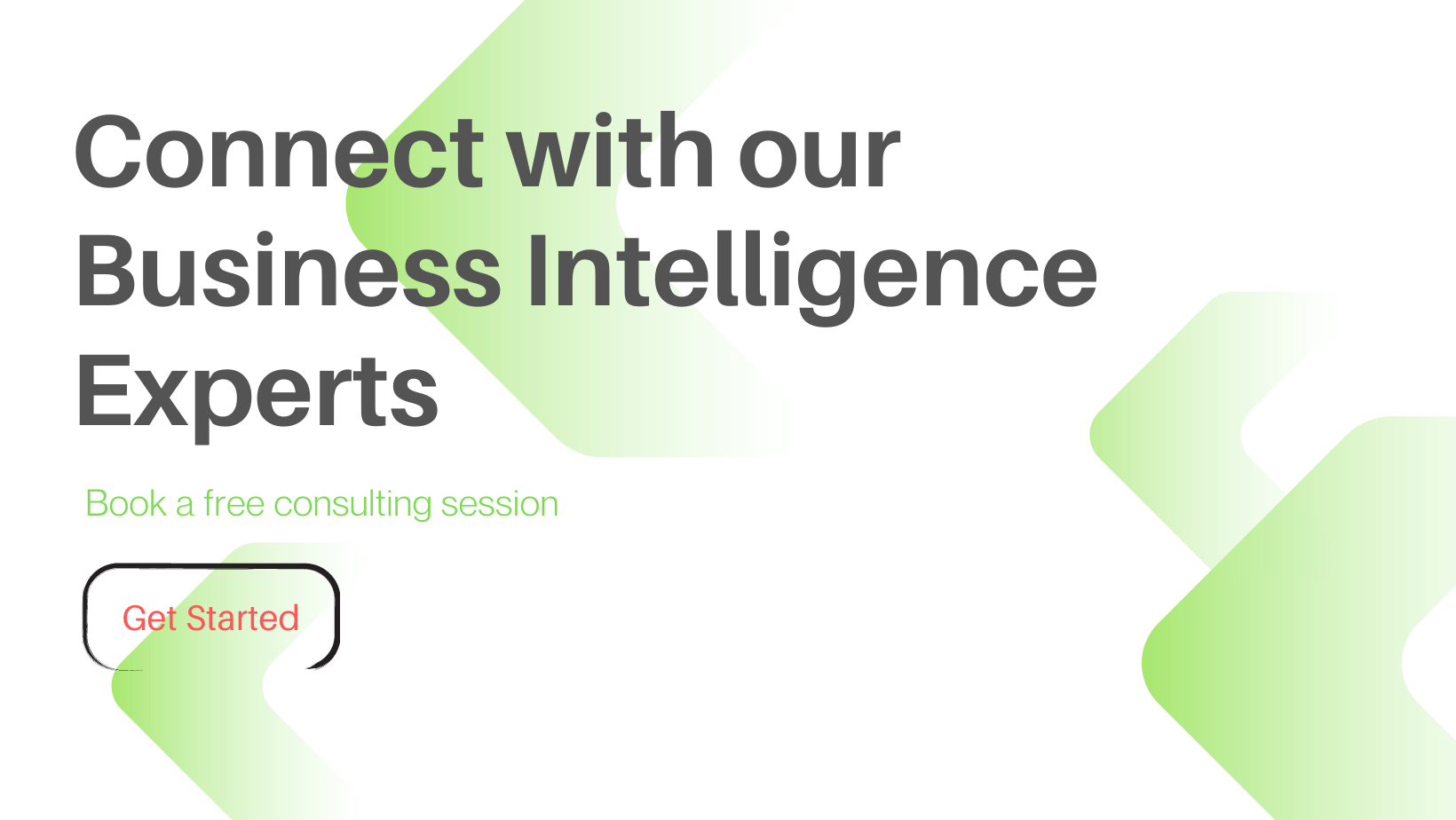 Connect with a BI Professional