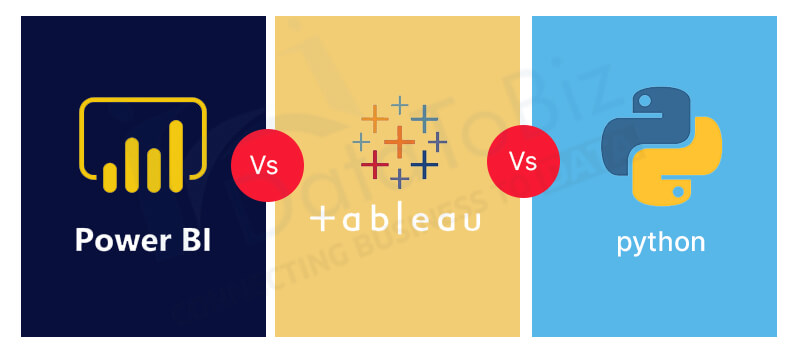 tableau vs power bi vs python