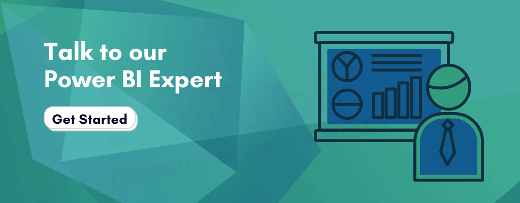 Connect with our Power BI Expert