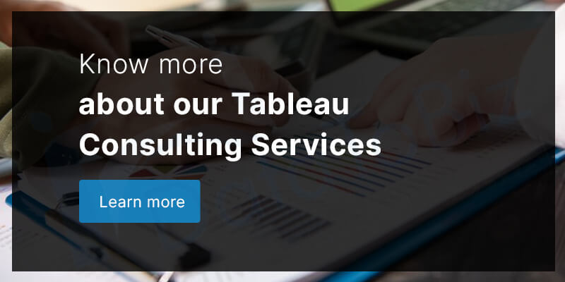 tableau consulting services