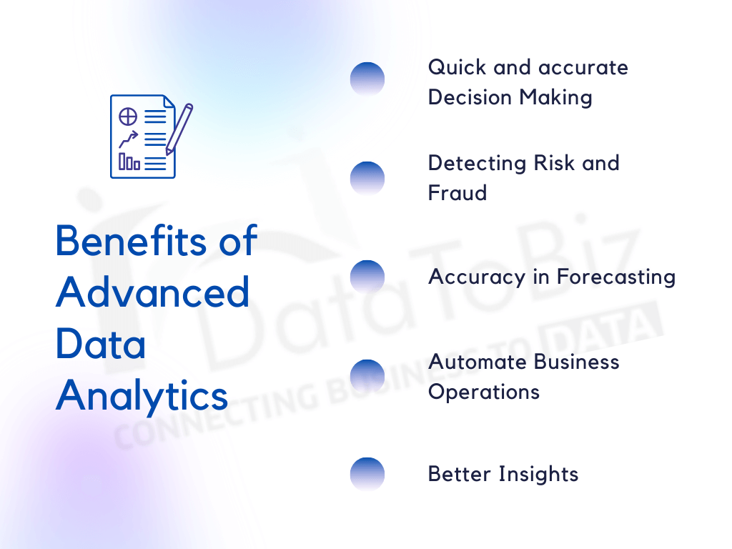 benefits of advanced data analytics