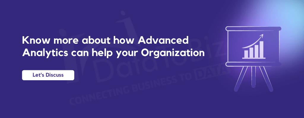advanced data analytics for organisation
